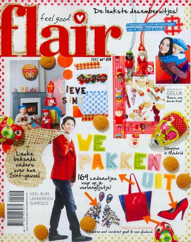 Flair - nummer 49 - Cover