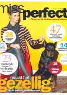Miss perfect - nummer 2 - Cover