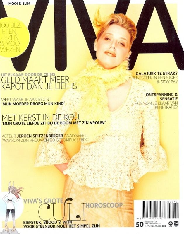 Viva - nummer 50 - Cover