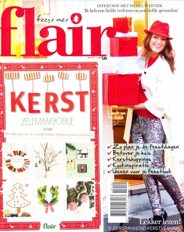 Flair - nummer 50 - Cover