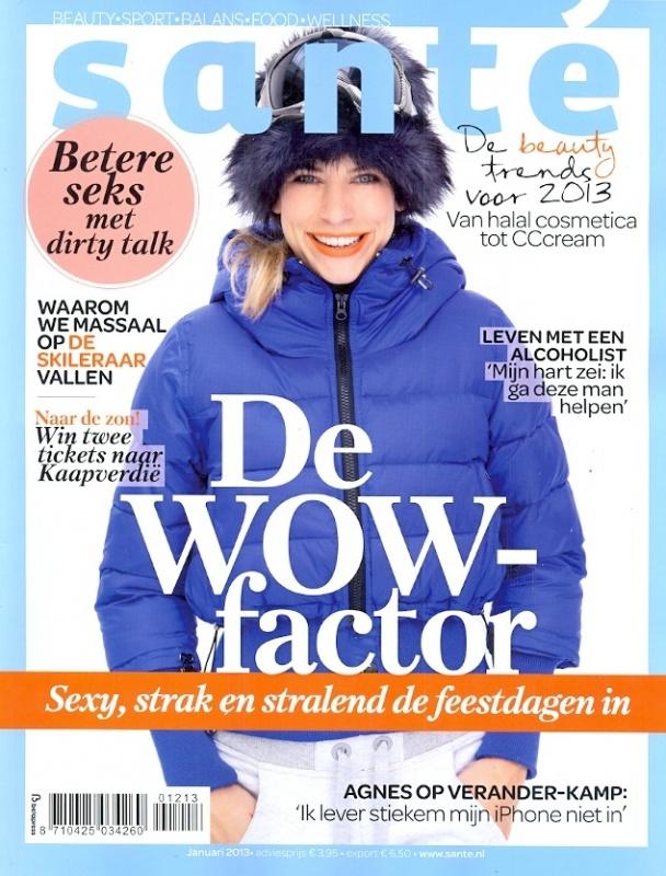 Sante - januari - Cover