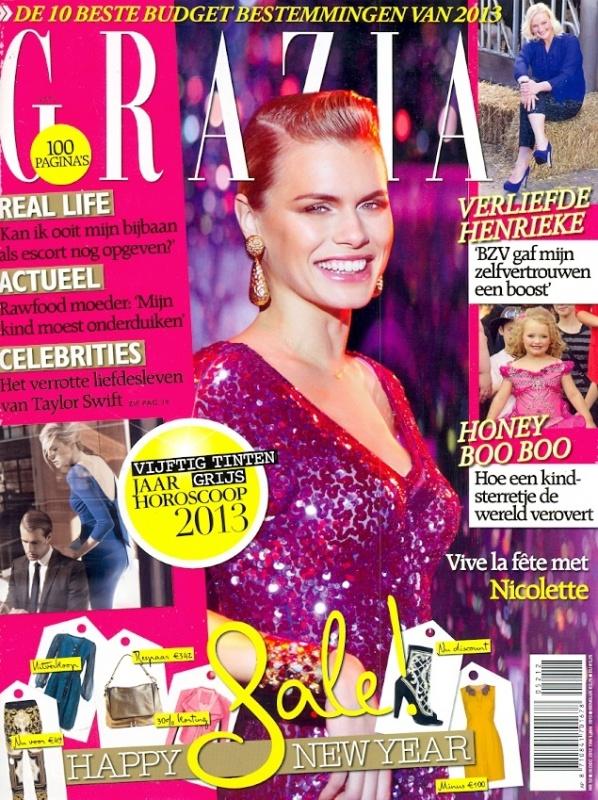 Grazia - nr 52 - Cover