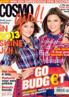 Cosmo Girl - nr 111 - Cover