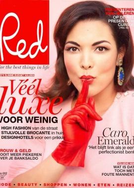 Red - februari - cover