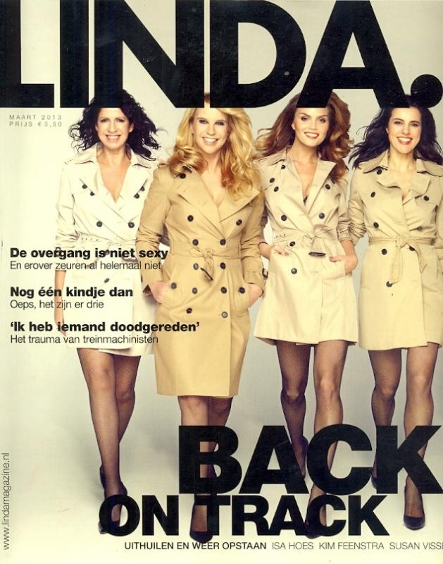 Linda - maart 2013 - Cover