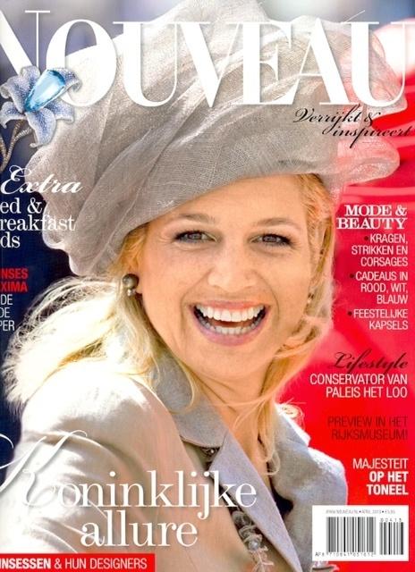 Nouveau - April - Cover