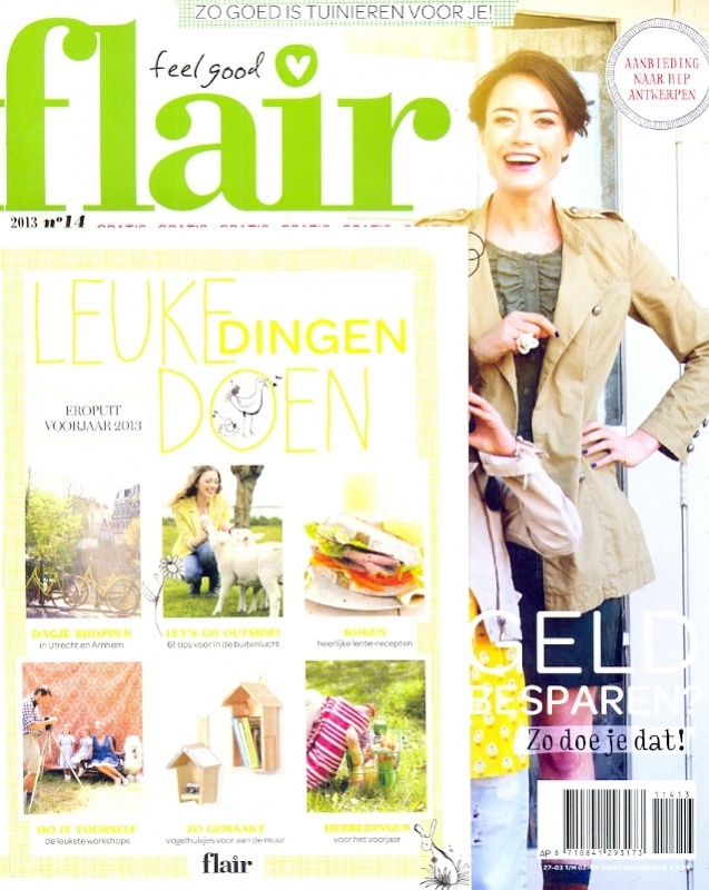 Flair - nr 14 - Cover