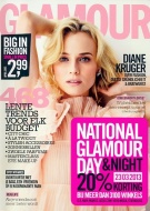 Glamour - April - Cover