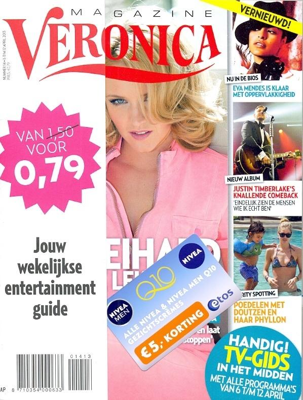 Veronica - nr 14 - Cover