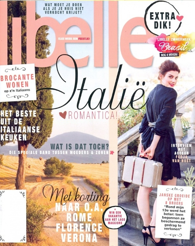 Libelle - nr 16 - Cover
