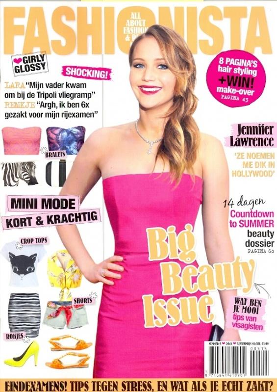 Fashionista - nr 5 - Cover