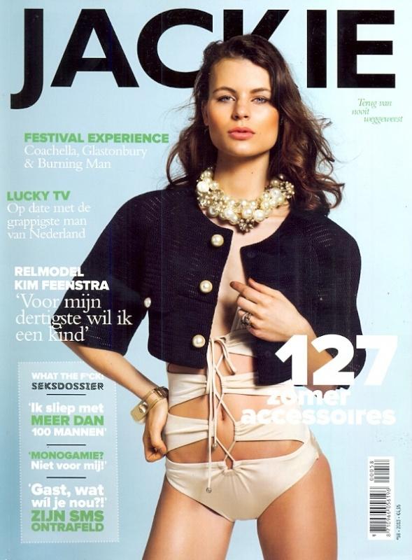 Jackie - nr 58 - Cover