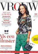 Vrouw - nr 21 - Cover