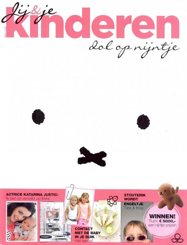 Jij & je kinderen - nr 7 - Cover