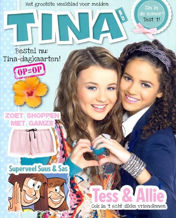 Tina - nr 23 - Cover