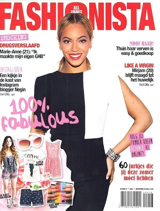 Fashionista   nr 9   Cover