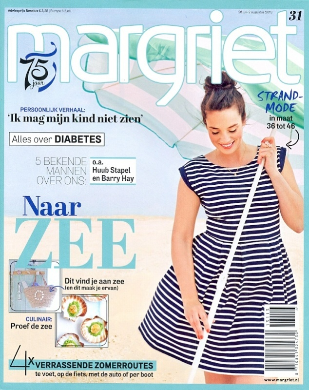Margriet   Nr  31   Cover
