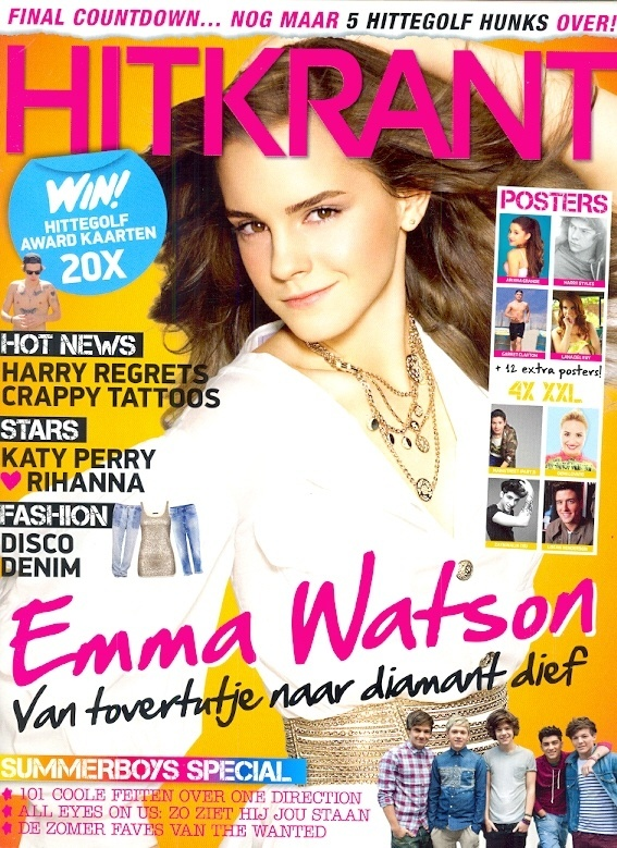 Hitkrant   Nr  32 33   Cover