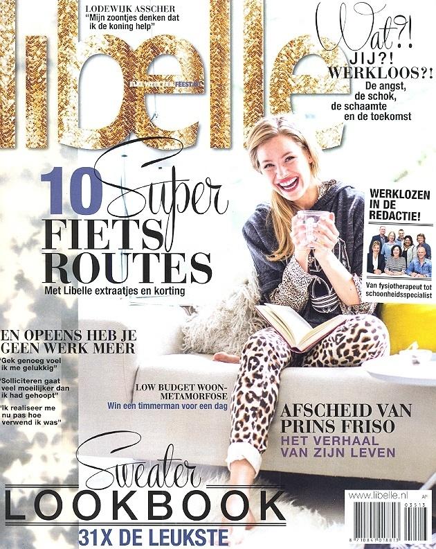 Libelle   nummer 35  Cover