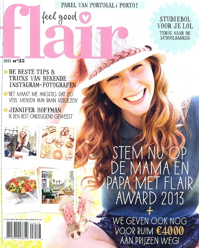 Flair nummer  35   Cover