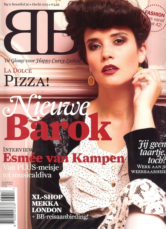 Big is Beautiful   Herfst 2013   Cover1