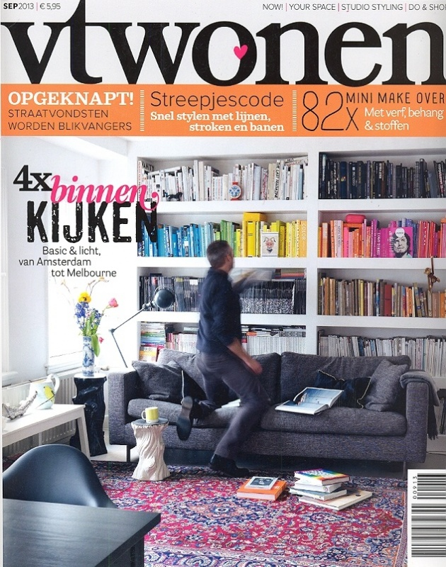 VT Wonen   September 2013   Cover