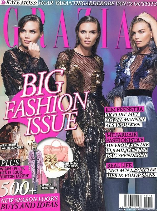 Grazia   Nr  35 36   Cover