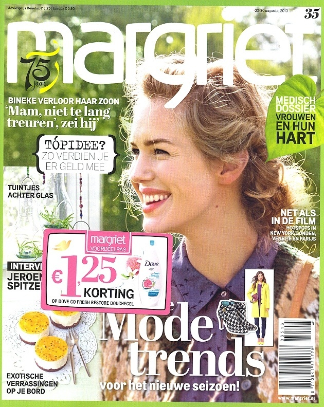 Margriet   Nr  35   Cover