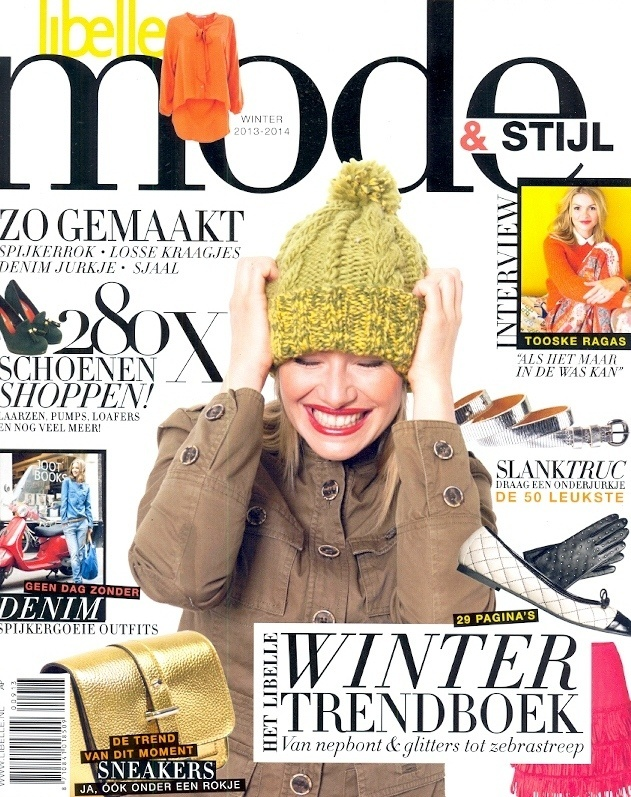 Libelle Mode en Stijl   herfst winter 2013   Cover2