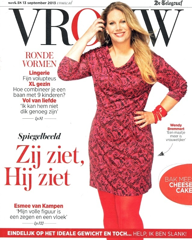 Vrouw   Nr  38   Cover