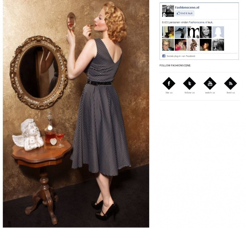 Fashionscene nl   11 september   TopVintage Boutique Collection 3
