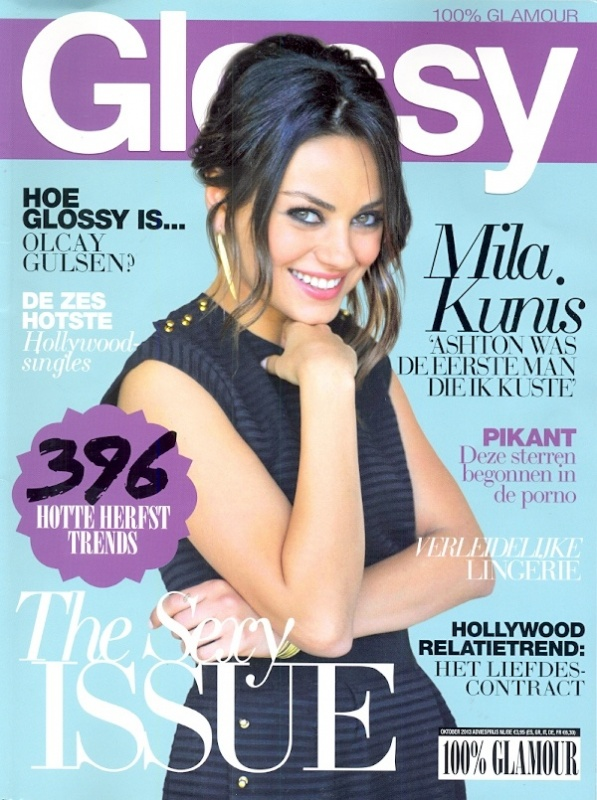 Glossy   Oktober 2013   cover