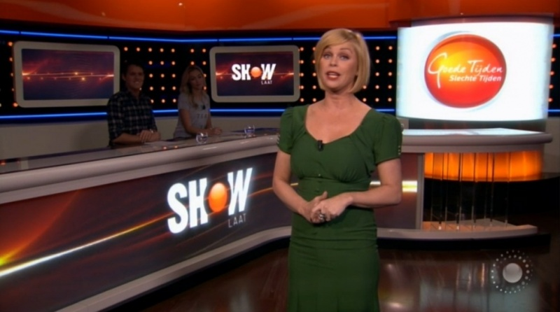 Shownieuws   Bridget Maasland   28 november 2013