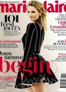 Marie Claire   Januari 2014   Cover
