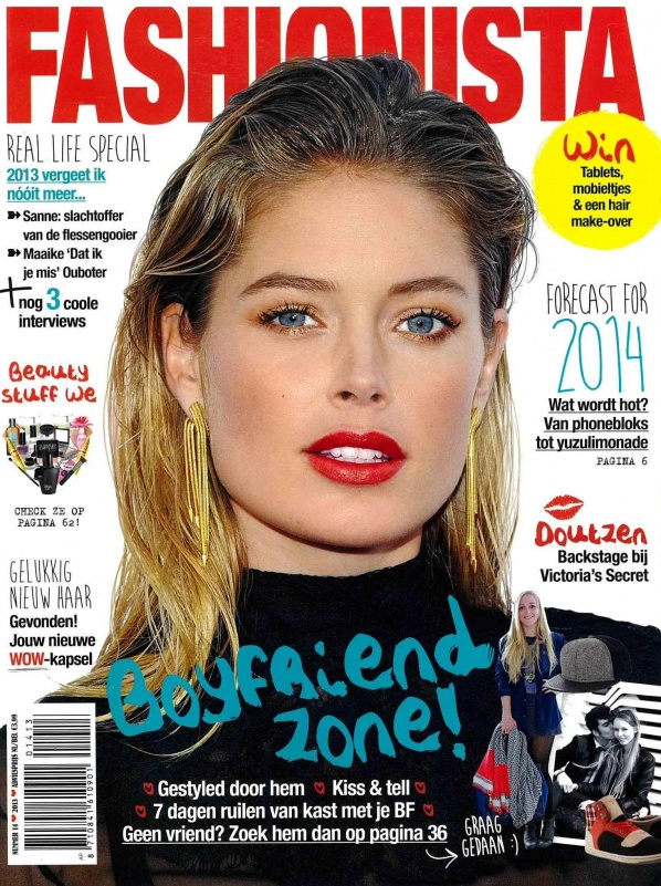 Fashionista   Nr  14   Cover
