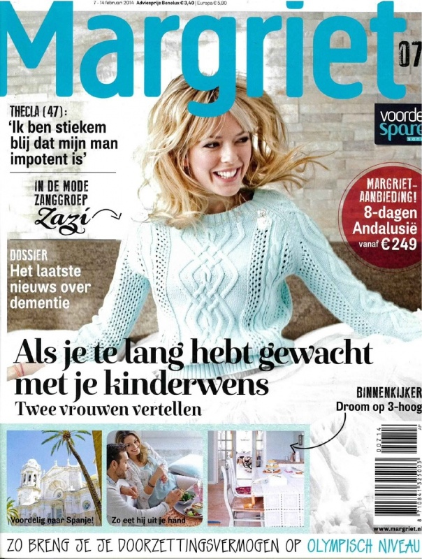 Margriet   Nr  7   Cover