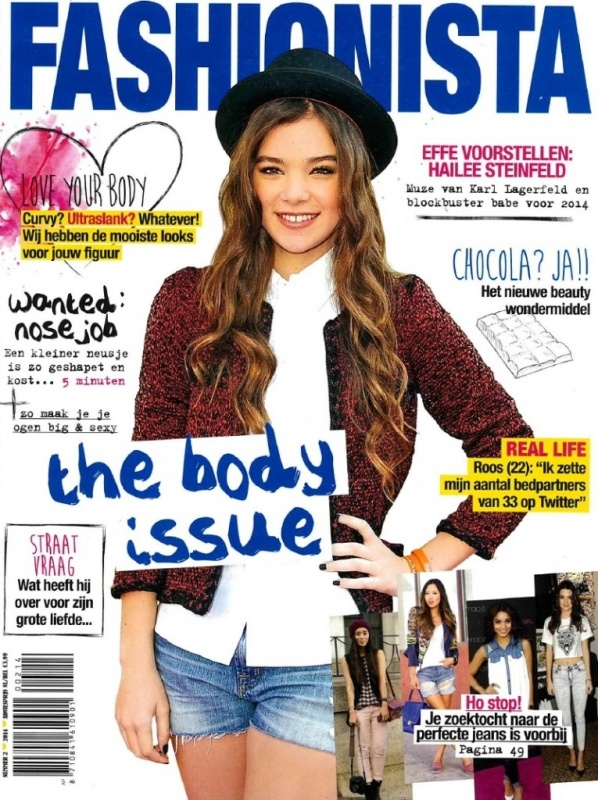 Fashionista   Nr  2   Cover