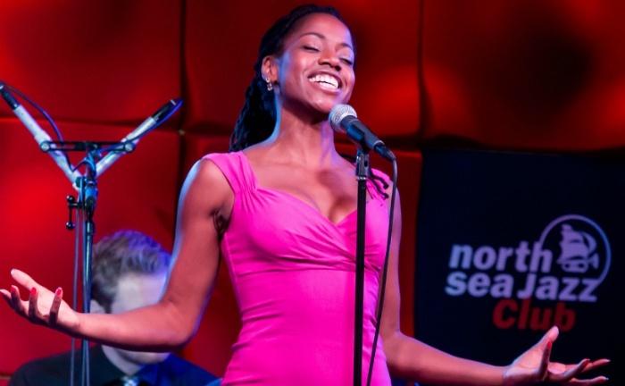 sherry joan North sea jazz Erin Wiggle