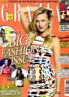 Grazia   Nr  8   Cover