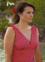 Susan Visser Anna Polka Dots Red Dress