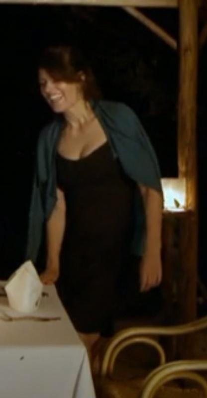 60s Joan Dress black