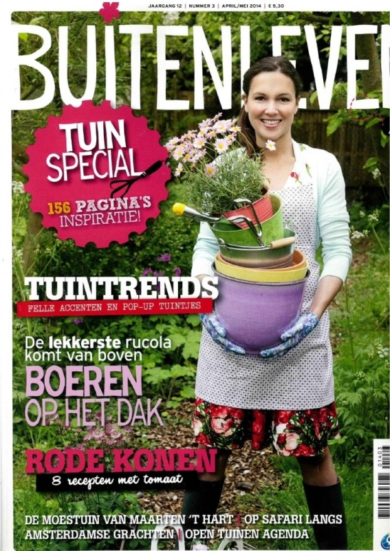 Buitenleven   Nr  3   Cover