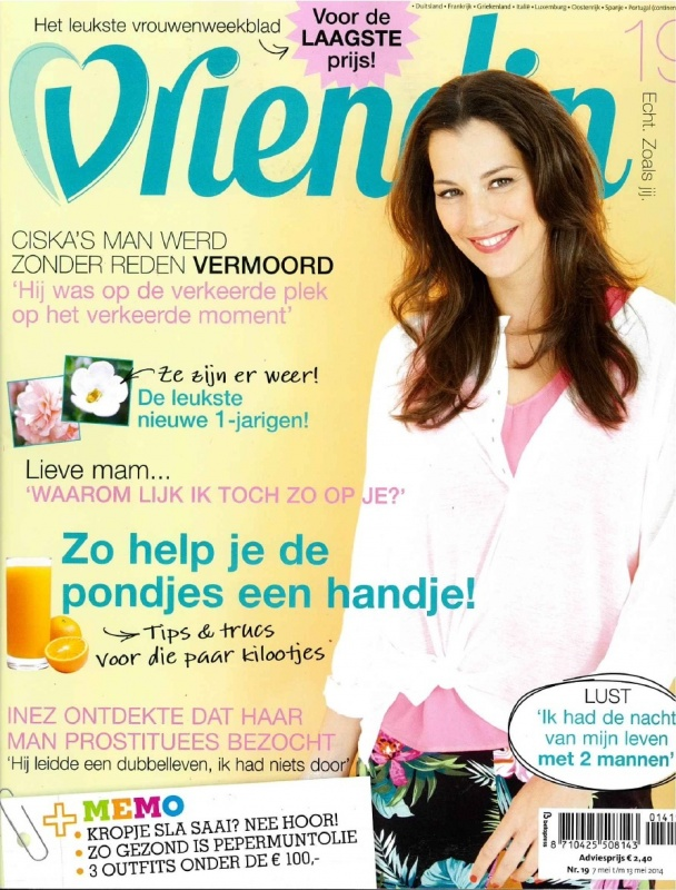 Vriendin   Nr  19   Cover