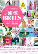 Viva & Flair Zomerbries   2014   Cover