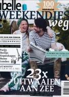 Libelle Weekendjes Weg   augustus 2014   Cover