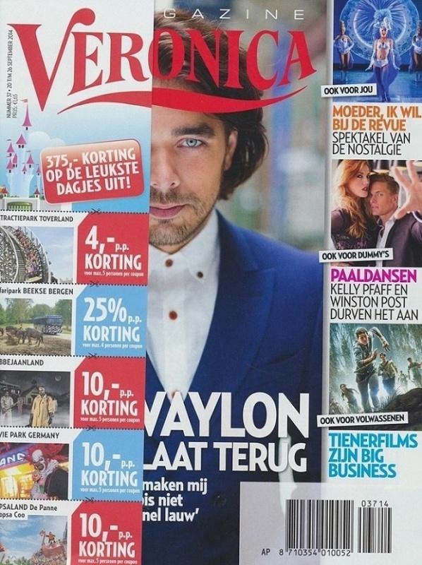 Veronica   Nr 37   Cover