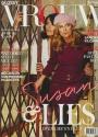 Cover   November 2014   Vrouw Glossy