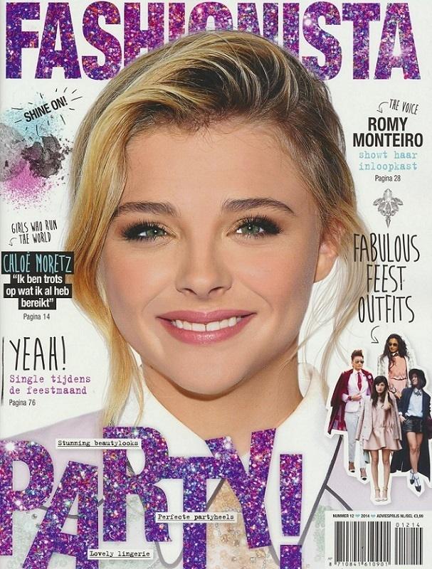 Fashionista   Nr  12   Cover