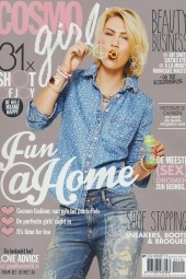 Cover   Issue 11   Cosmo girl