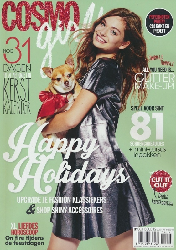 Cover   issue 12   Cosmo Girl